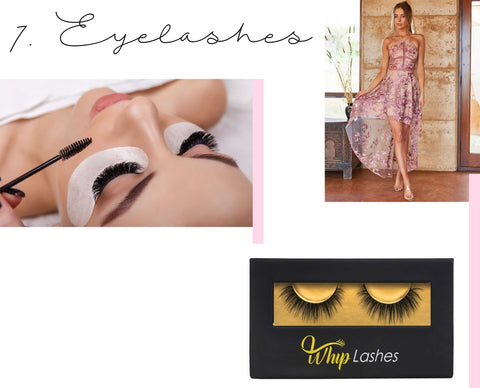 Eyelash Extensions - Whip Lashes
