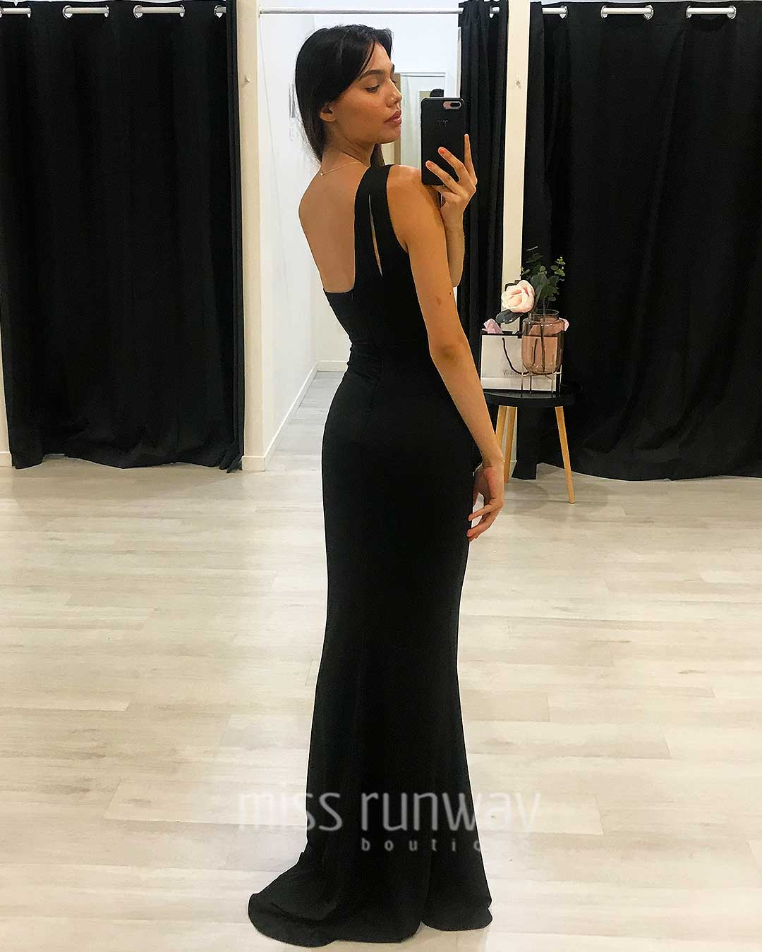 Adriana Gown - Black