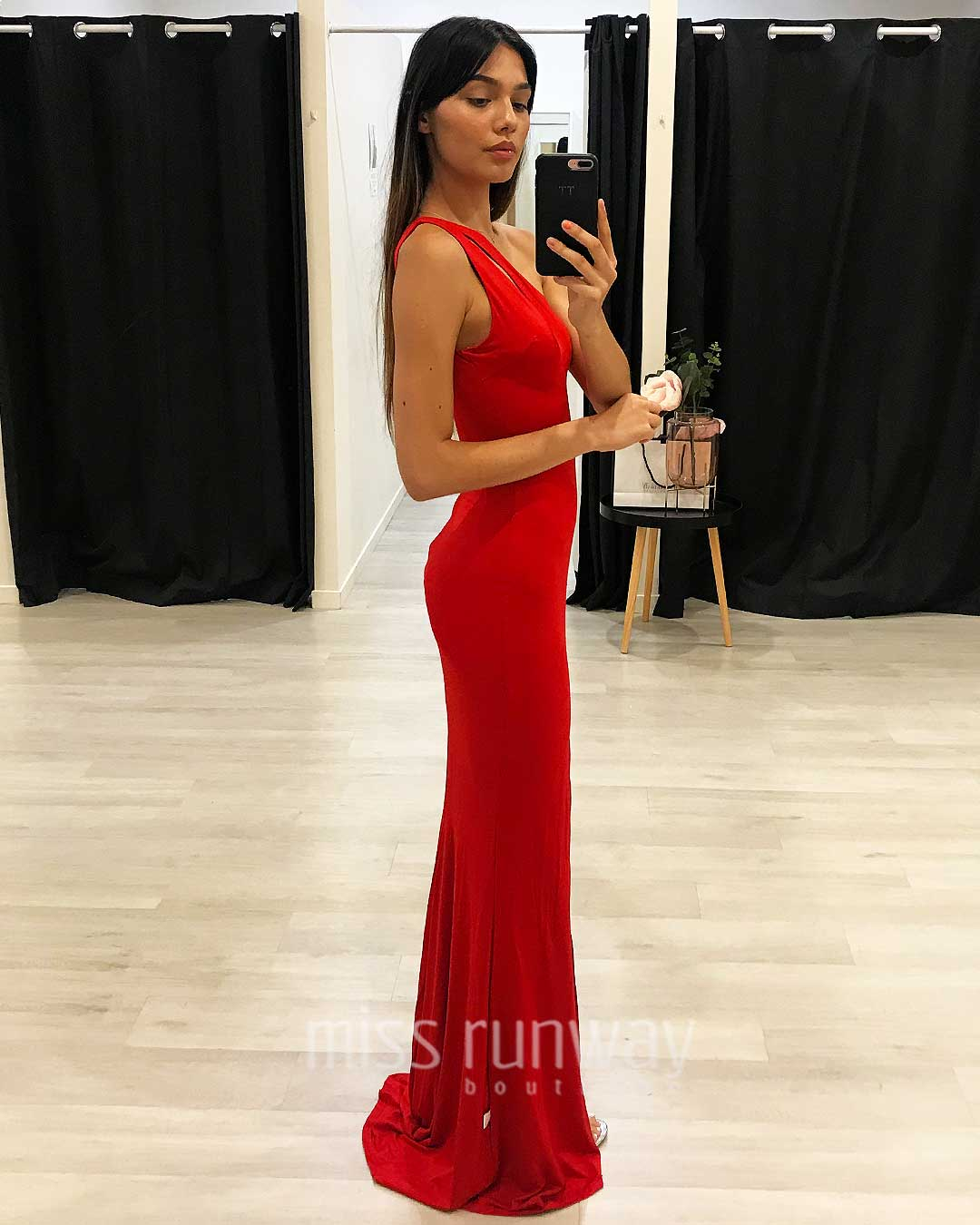 Adriana Gown - Red