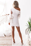 Arielle Lace Dress - White [PRE-ORDER]