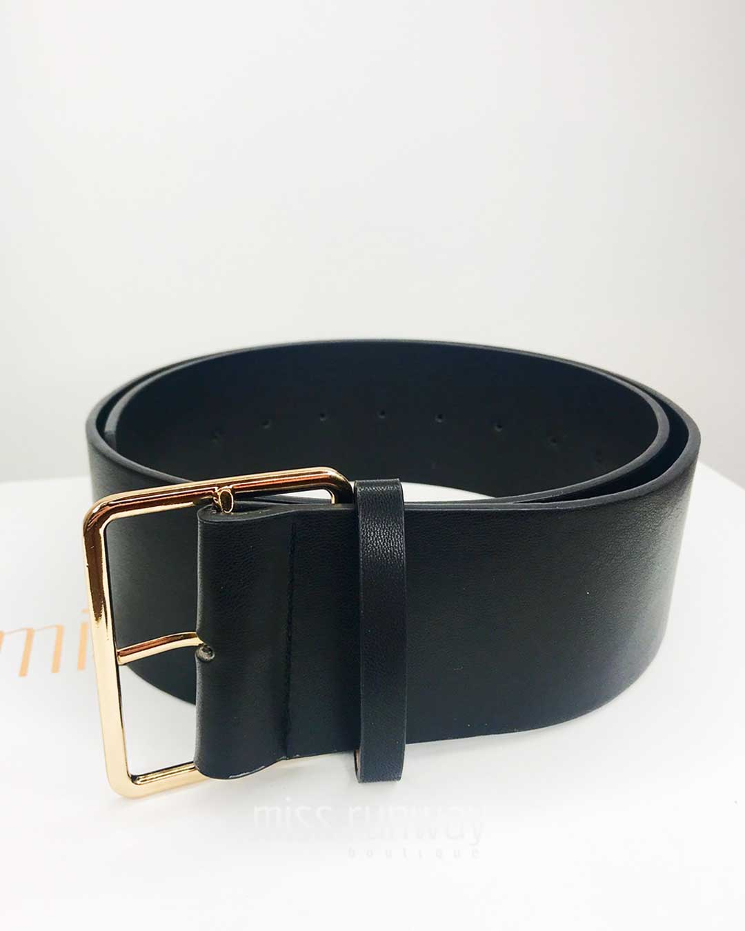 denver belt - black