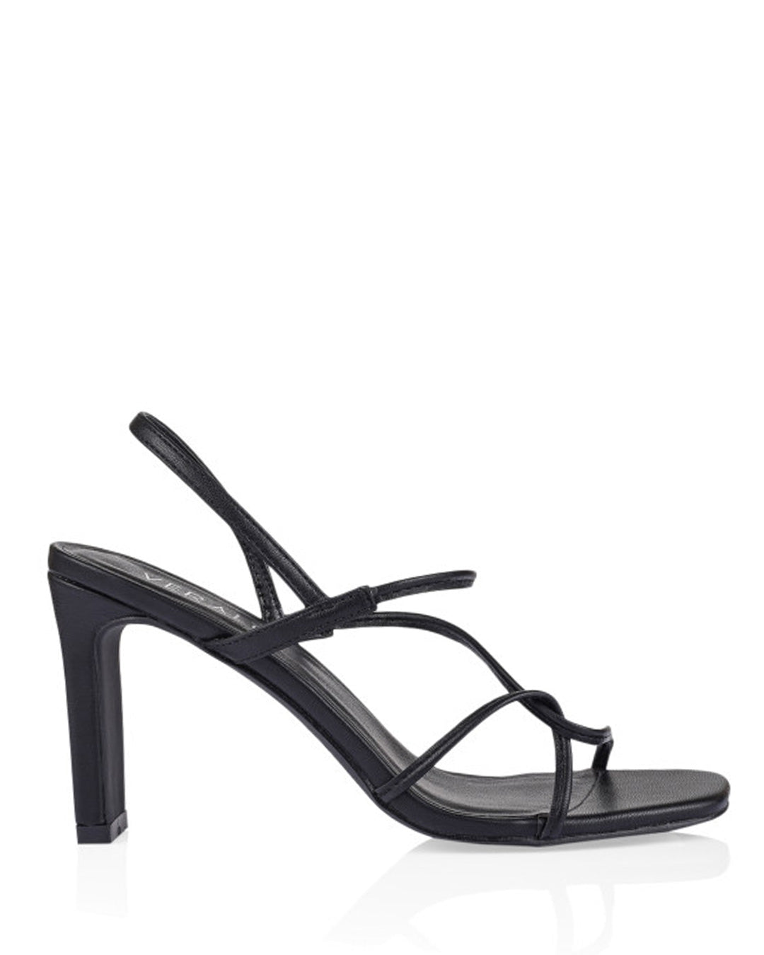 Kingston Heels - Black