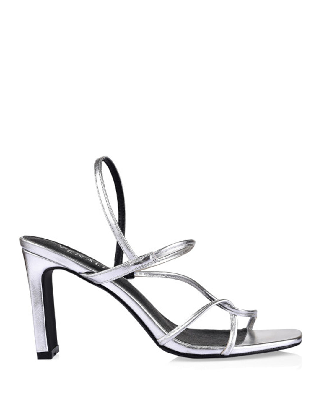 Kingston Heels - Silver