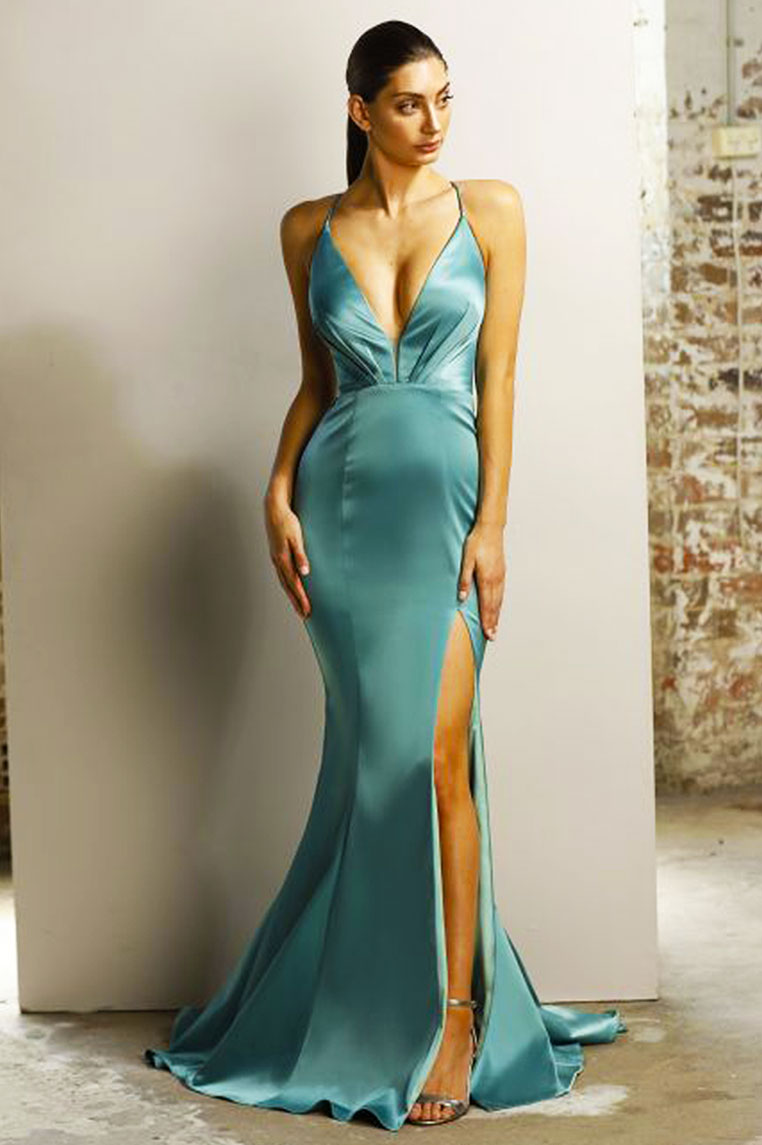 Paige Gown - Jade