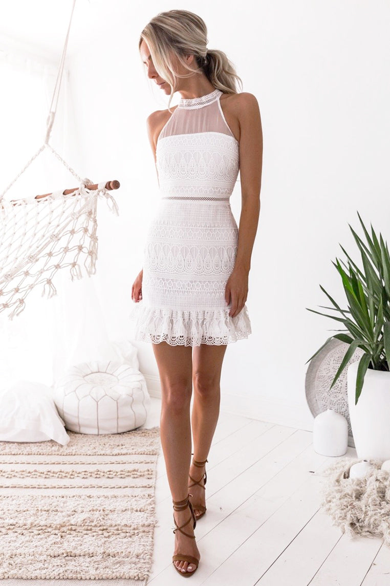 It is an image of Astounding Two Sisters the Label Sonia Dress