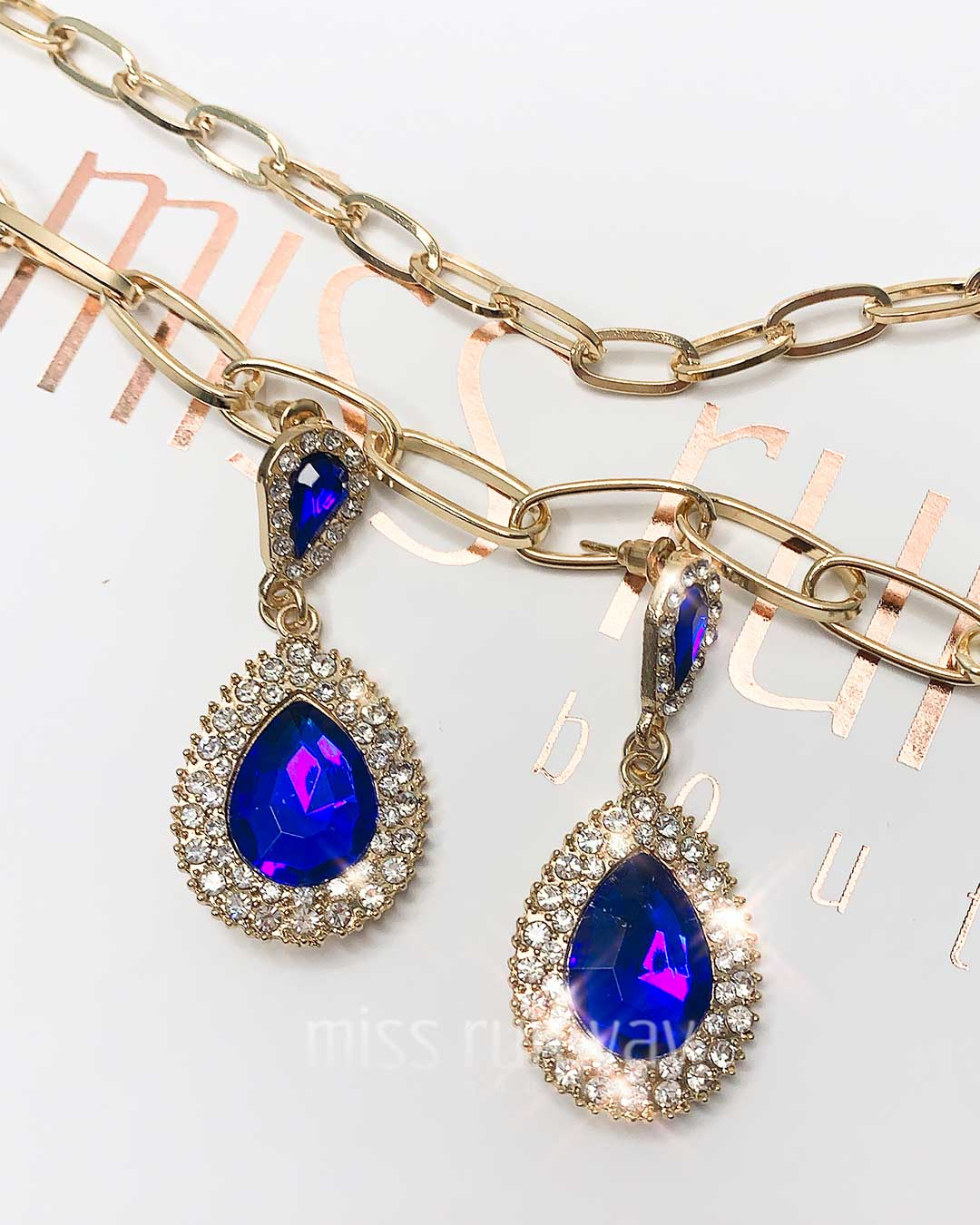 teardrop-jewel-earrings-blue