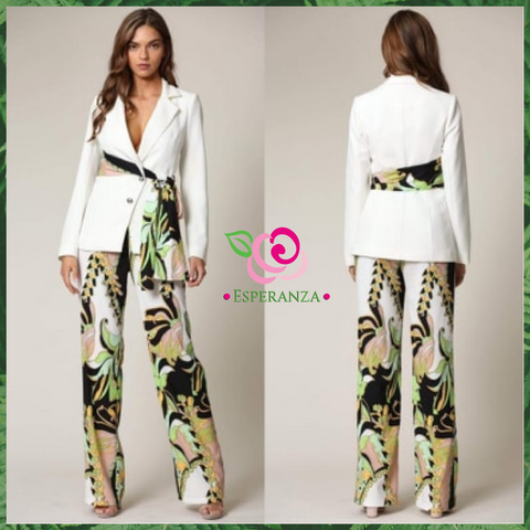 Boutique Quality 2-Piece Pant Suit Small (szs 2-4) & Medium (szs 6-8) - SALE $49 (reg. $95) - $5 Shipping
