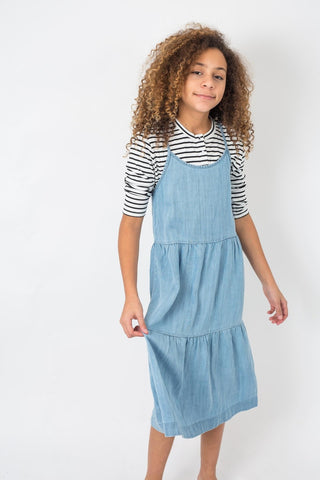 Kids Bangs Dress