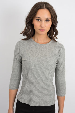 Kids Rib Sweatshirt