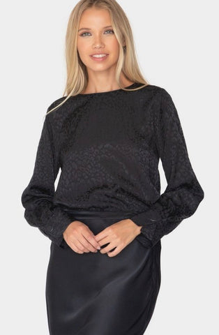 S2182 Black Gold Top