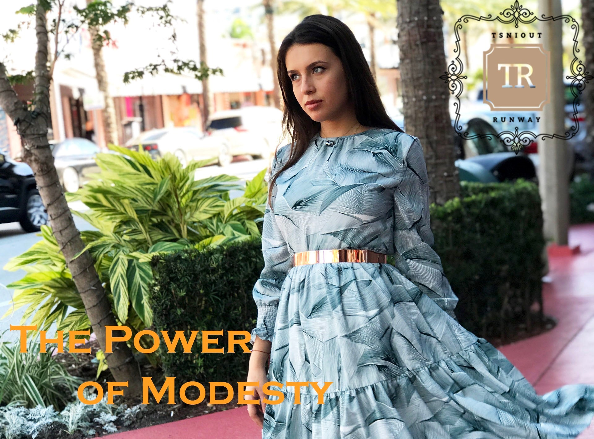 f788f0b7deadf Modest Women's Clothing Store Online, Tznius Clothing Miami - TRrunway