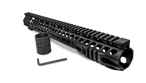 ON SALE! AR-15 Arrow Handguard- Keymod Mounting System