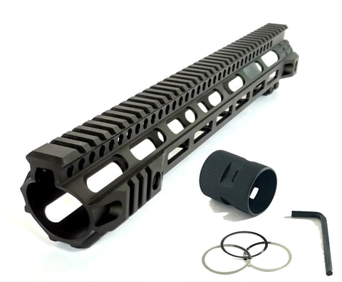 Breek AR-15 Forward Cut Handguards - M-Lok Mounting System