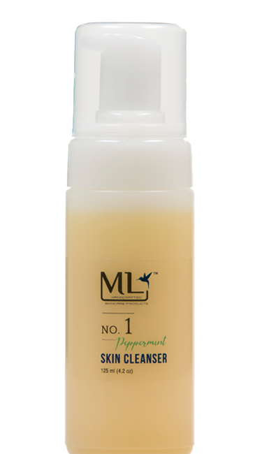 No. 1 Purifying Foam Cleanser