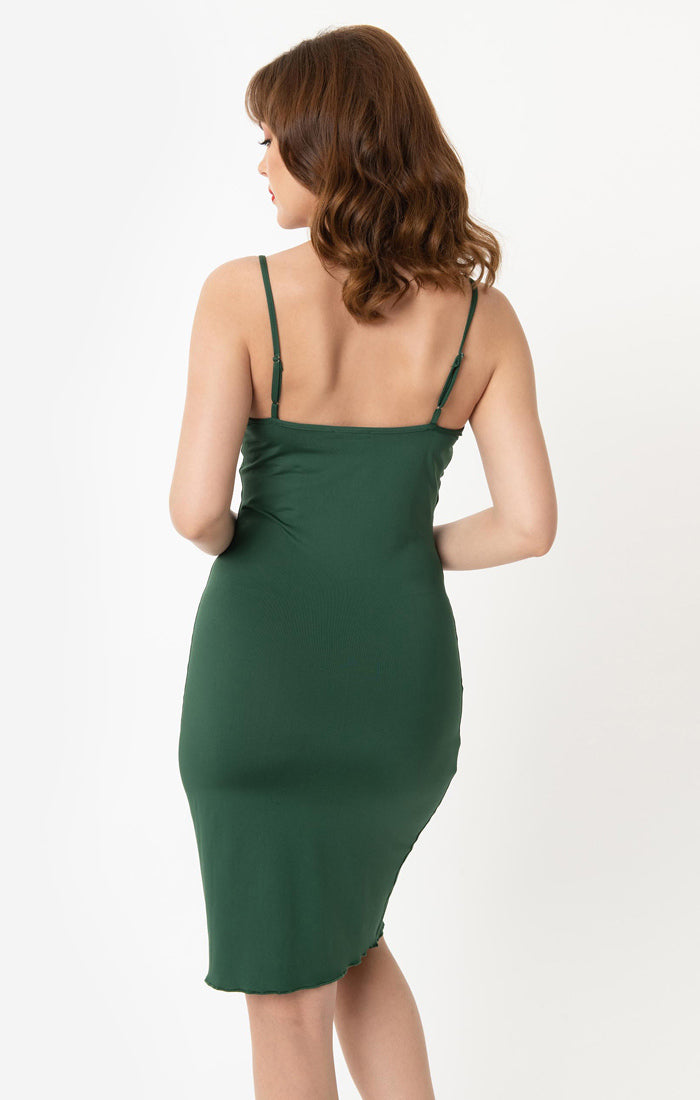 Emerald Jersey Slip for Under Your Dresses!