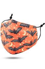 Bat Halloween Mask Kids and Adult