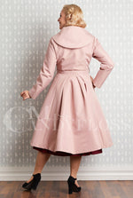 Lorin-Helio Water Resistant Trench Coat by Miss Candyfloss