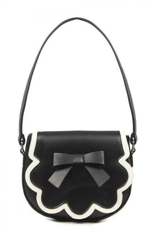 Rocco Bag in Black and White by Banned