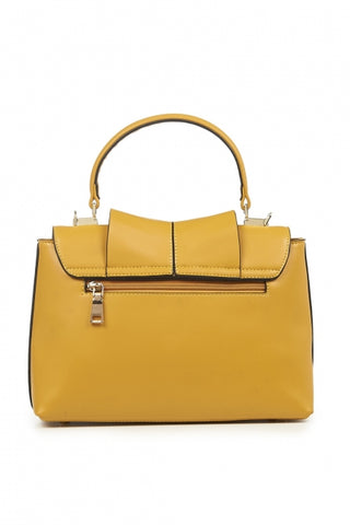 Mustard Bellis Daisy Bag by Banned