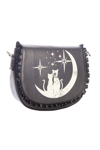 Lunar Sisters Shoulder Cat Bag