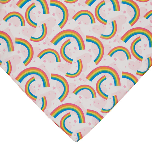 Care Bears Rainbow Heart Neck Scarf by Erstwilder
