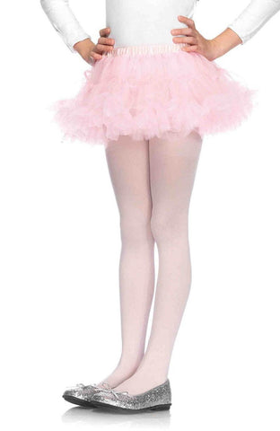 Girls Petticoat in Pink by Leg Avenue