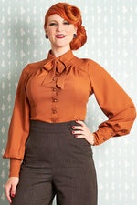 Martane-Brandy Blouse by Miss Candyfloss