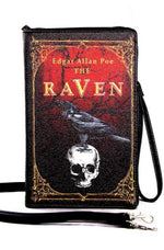 The Raven Book Cross-body Bag