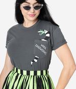 Beetlejuice Sandworms Unisex T-Shirt Top