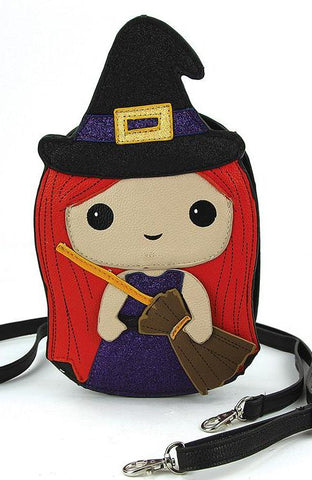 Benevolent Witch Crossbody Handbag