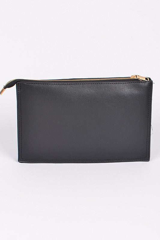 Too Cool Crossbody Bag in Black