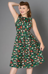 Charlotte Sugar Skull Dress by Sheen