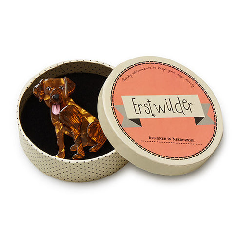 Erstwilder Ava the Misbehaver Brooch