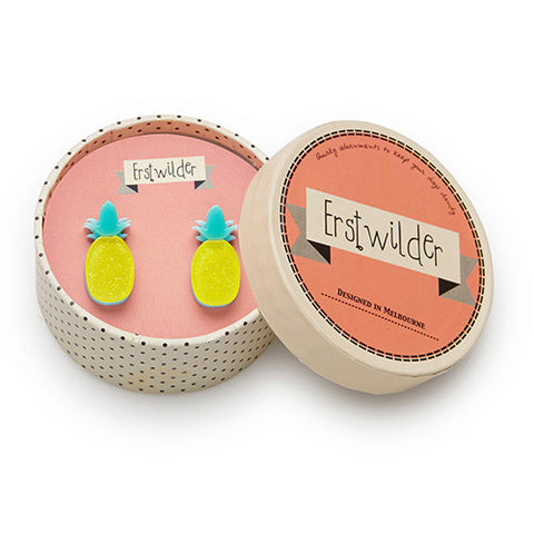 Erstwilder Baby Pines Earrings