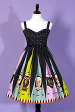 Pastel Halloween Treat Dress by The Oblong Box Shop