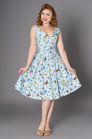 2aed70036a Macy Butterfly Dress by Sheen Clothing ...