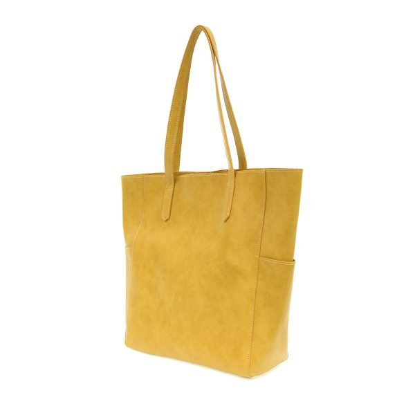 North South Bella Tote in Multiple Colors