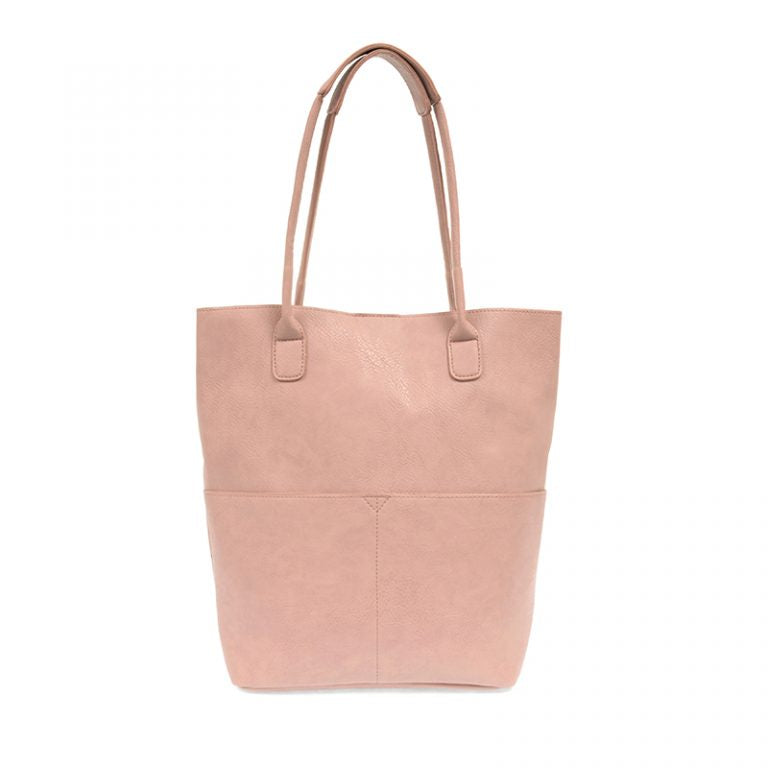 Kelly Tote with Front Pocket in Multiple Colors