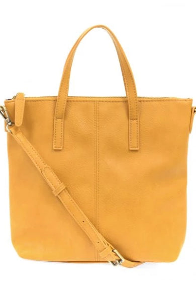 Kim Zipper Tote Bag in Multiple Colors