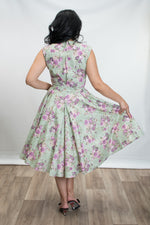 Milan Dress in Sage Rose by Heart of Haute