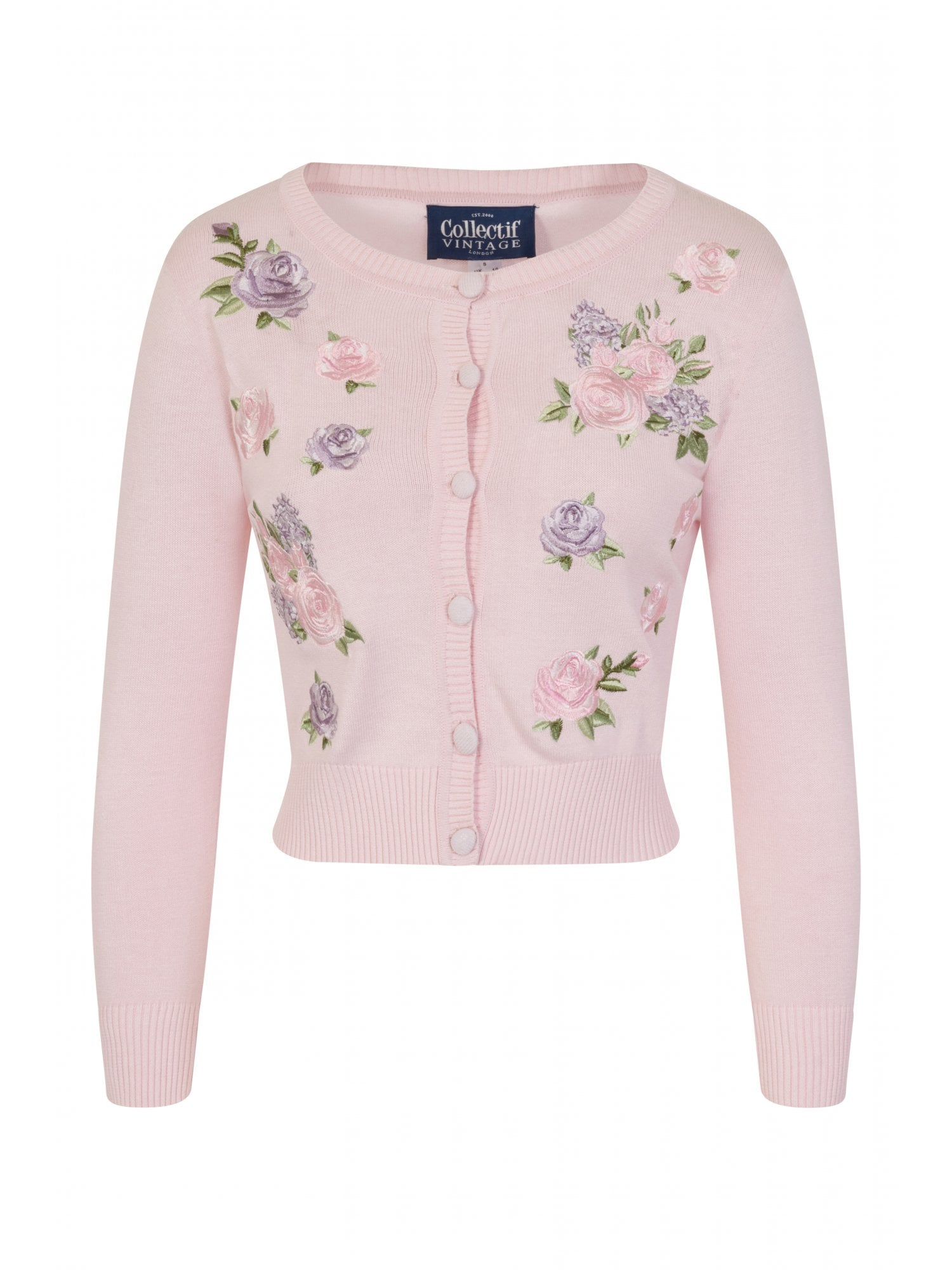 Abigail English Garden Cardigan by Collectif