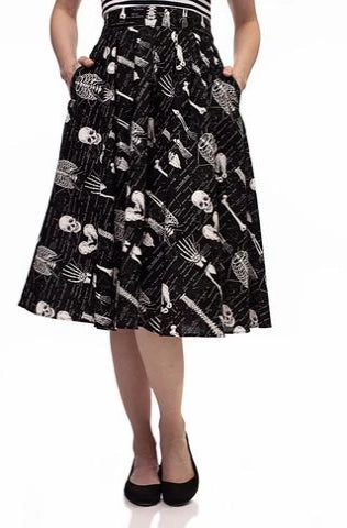 Anatomically Correct Doris Skirt by Retrolicious
