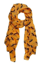 Babette Bee Large Neck Scarf by Erstwilder