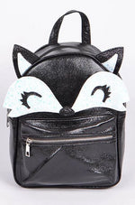 Fox Backpack in Black