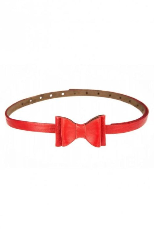 Big Bow Belt in Multiple Colors by Tatyana