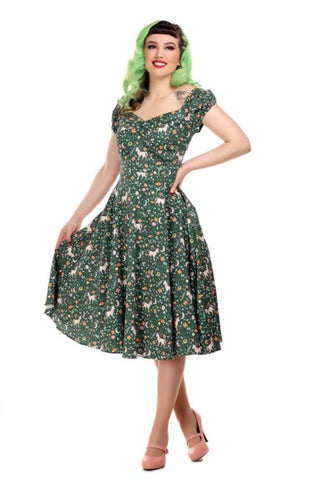 Unicorn Glade Doll Delores Dress by Collectif