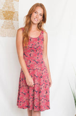 Delilah Dress in Rose by Mata Traders