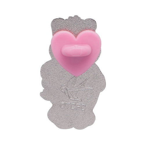 Care Bears Cheer Bear Enamel Pin by Erstwilder