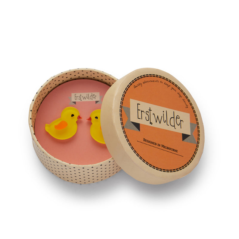 Charming Chicks Earrings by Erstwilder