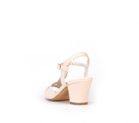 Reanna Sandal in Blush By B.A.I.T.
